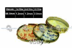01-06 Toyota Camry Rav4 Highlander Solara 2azfe 2.4l Piston Rings King Bearings