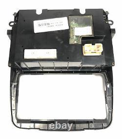 01-07 Toyota Highlander Manual Climate Heater Control AC Unit 84010-48091 OEM