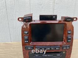 06-07 Toyota Highlander Hybrid Oem Navigation Display Jbl Radio CD Changer