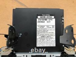 08 09 10 Toyota Highlander Radio Display Screen (8612048f00) Oem