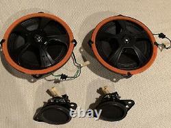 08-13 Toyota Highlander Hybrid JBL Speakers Dash & Rear Doors 86160 OEM Exc