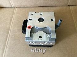08-18 Toyota Highlander Lexus Rx450h Abs Pump Control Module Oem 44510-48080