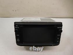 13 2013 Toyota Highlander AM FM CD Navigation Radio Player Display Screen OEM
