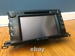 14 15 16 17 18 19 TOYOTA Highlander Entune PLUS RADIO CD apps OEM XM P11264