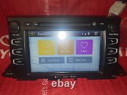 14 15 16 17 18 19 TOYOTA Highlander Entune PLUS RADIO CD apps OEM XM P11329