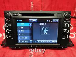 14-19 TOYOTA Highlander Entune PLUS RADIO CD apps scout GPS link Navigation OEM