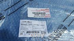 15 16 17 18 19 Toyota Highlander Front Bumper Upper Grill Grille Oem 53101 0e231