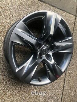 19'' DARK CHROME Toyota Highlander 14-19 OEM Factory Alloy Wheel Rim 19x7.5