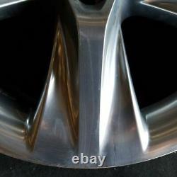 19'' DARK CHROME Toyota Highlander 14-19 OEM Factory Alloy Wheel Rim 75163