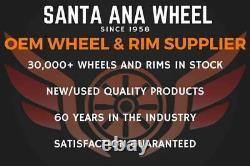 19 INCH TOYOTA HIGHLANDER 2017-2019 OEM Factory Original Alloy Wheel Rim 75215A