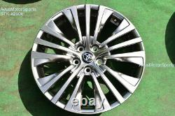 19 Toyota Venza Limited OEM Factory Wheels 2021 Rav4 Highlander