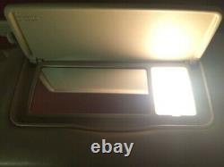 2001-2003 Toyota Highlander LH (Driver Side) Lighted Sun Visor OEM, 100% tested
