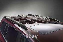 2008-2013 Oem Toyota Highlander Roof Rack Cross Bar 2 Piece Kit Pt611-48070