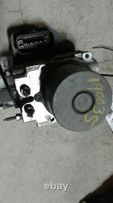 2008 TOYOTA HIGHLANDER AWD ABS PUMP ANTI-LOCK BRAKE WithO HYBRID 89541-48230 OEM