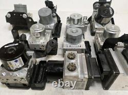 2011-2013 Toyota Highlander ABS Anti Lock Brake Actuator Pump Assembly 76k OEM