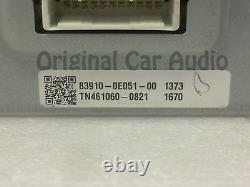 2011 2013 Toyota Highlander OEM Multi-Information Upper Dash Display Screen