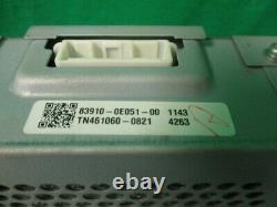 2013 Toyota Highlander Navigation Radio Receiver CD Player OEM LKQ
