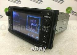 2013 Toyota Highlander OEM JBL Touchscreen APPS SAT HD Radio CD Player