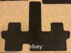 2014-2019 Toyota Highlander Captain-seat OEM Carpet Floor Mat 4pc PT926-48191-20