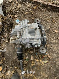 2016 TOYOTA HIGHLANDER HYBRID REAR DIFFERENTIAL OEM (axle not included)