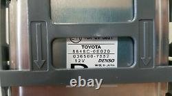 2017 2018 2019 Toyota Highlander Camera Lane Departure Warning Oem 8646c-0e020