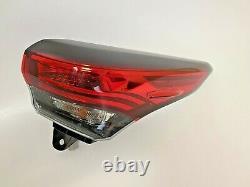 2020 2021 20 21 Toyota Highlander Passenger RH Insurance LED OEM Tail Light 9168