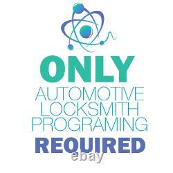 2020 2021 OEM Toyota Highlander LE, XLE Smart Proximity Key FCC HYQ14FBC