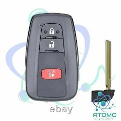 2020 2021 OEM Toyota Highlander Smart Proximity Key FCC HYQ14FBC