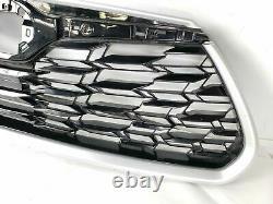 2020 2021 Toyota Highlander Grille Grill WithO Emblem OEM 53101-OE330