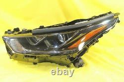 2020 20 Toyota Highlander Limited Left LH Driver Headlight OEM NICE