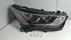 2020 Toyota Highlander DRL led headlight OEM Right passenger Limited Tested OEM