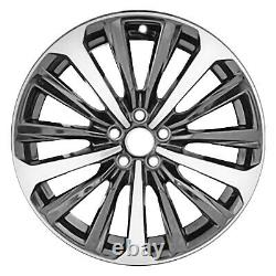 96968 Reconditioned OEM Aluminum Wheel 20x8 Fits 2021 Toyota Highlander