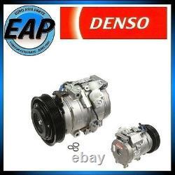 For 2001-2007 Toyota Highlander 3.0L 3.3L V6 OEM Denso AC A/C Compressor NEW