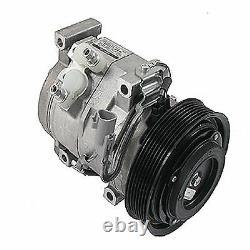 For Toyota Camry Highlander Solara 4cyl 2.4L Denso OEM AC A/C Compressor NEW