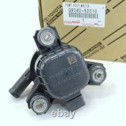 Genuine OEM Toyota Prius Highlander hybrid Water Pump WithMotor Pump G9040-52010