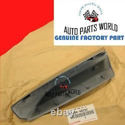 Genuine Oem Toyota 08-13 Highlander Gray Front Rear Roof Rack Leg Cover Set