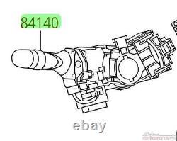 Genuine Toyota Oem Headlight Switch With Fog Tundra Rav4 Corolla Highlander