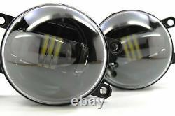 Morimoto XB LED Plug & Play Foglights For 2012-2020 Toyota Tacoma Type-T Amber