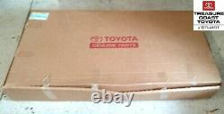 New Oem Toyota Gas & Hybrid Highlander Tow Hitch Receiver (without Wire Harness)