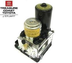 New Oem Toyota Highlander Hybrid 06-07 Lexus Rx400h 06-08 Abs Modulator Valve