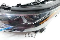 OEM 2020 Toyota Highlander FULL LED Headlight (Left/Driver) Projector Version