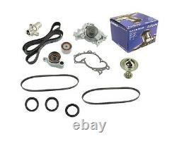 OEM Timing Kit Asian Water Pump Belts Tensioner Thermostat For Toyota Highlander