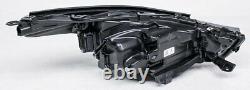 OEM Toyota Highlander Limited Left Driver Side Headlamp 81150-0E530 Missing Tab