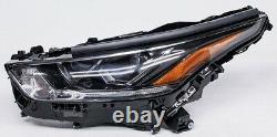 OEM Toyota Highlander Limited Left Driver Side Headlamp 81150-0E530 Tab Missing