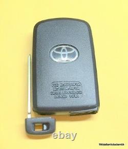 Oem 14-19 Toyota Highlander Keyless Remote Fob Smart Key Proximity 89904-0e121
