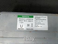 Oem 2006-2007 Toyota Highlander Hybird Navigation Gps DVD Drive Reader