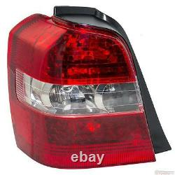 Oem Toyota Highlander Driver Tail Lamp Assembly 81561-48090 Fits 2003-2007
