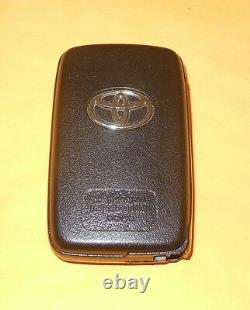 Oem Virgin 07-14 Toyota Highlander Smart Keyless Remote Fob Proximity Hyq14aab