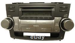 REPAIR SERVICE ONLY Toyota Highlander Radio 6 Disc Changer CD Player FIX OEM JBL
