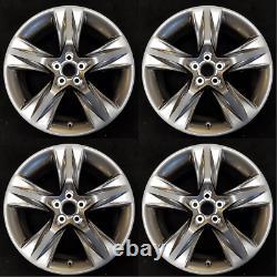 Set of 4 New 19 Silver Wheels for 2014-2019 Toyota Highlander OEM Quality 75163